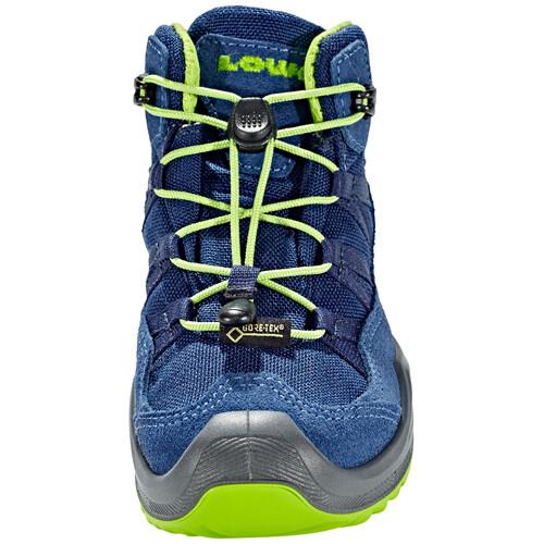 Lowa Robin GTX QC - Chaussures Enfant - bleu sur campz.fr !